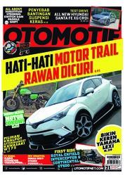 Cover Majalah OTOMOTIF ED 21 Oktober 2018