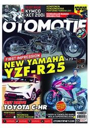 OTOMOTIF Magazine Cover ED 23 October 2018
