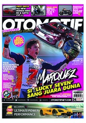 Cover Majalah OTOMOTIF ED 24 Oktober 2018