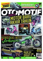 Cover Majalah OTOMOTIF ED 26 November 2018
