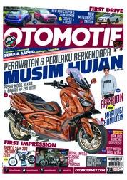 Cover Majalah OTOMOTIF ED 28 November 2018