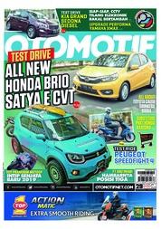 Cover Majalah OTOMOTIF ED 29 November 2018
