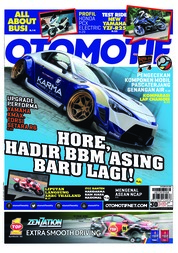 OTOMOTIF Magazine Cover ED 30 December 2018
