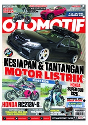 OTOMOTIF Magazine Cover ED 32 December 2018