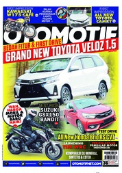 OTOMOTIF Magazine Cover ED 36 January 2019
