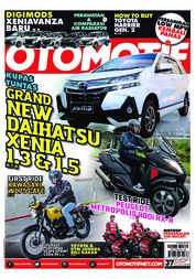 OTOMOTIF Magazine Cover ED 37 January 2019