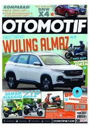 OTOMOTIF Magazine Cover ED 38 February 2019