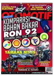 OTOMOTIF Magazine Cover ED 39 February 2019