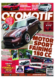 OTOMOTIF Magazine Cover ED 41 February 2019
