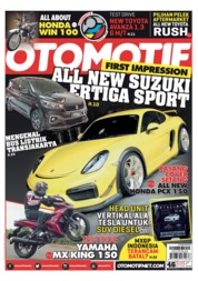 OTOMOTIF Magazine Cover ED 46 March 2019