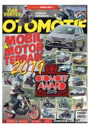OTOMOTIF Magazine Cover ED 47 April 2019