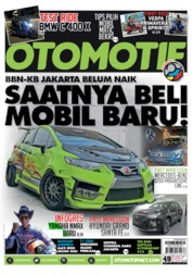 OTOMOTIF Magazine Cover ED 49 April 2019
