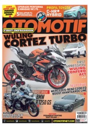 OTOMOTIF Magazine Cover ED 50 April 2019