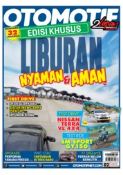 OTOMOTIF Magazine Cover ED 02 May 2019
