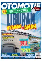 Cover Majalah OTOMOTIF ED 02 Mei 2019