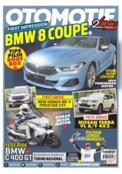 OTOMOTIF Magazine Cover ED 03 May 2019