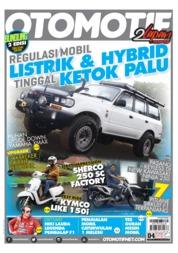 Cover Majalah OTOMOTIF ED 04 Juni 2019