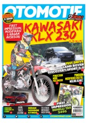 OTOMOTIF Magazine Cover ED 05 June 2019