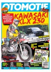 Cover Majalah OTOMOTIF ED 05 Juni 2019