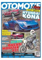 Cover Majalah OTOMOTIF ED 06 Juni 2019