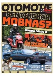OTOMOTIF Magazine Cover ED 07 June 2019