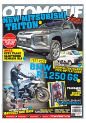 Cover Majalah OTOMOTIF ED 09 Juli 2019