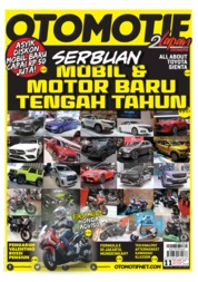 OTOMOTIF Magazine Cover ED 11 July 2019