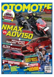 OTOMOTIF Magazine Cover ED 16 August 2019
