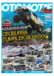 OTOMOTIF Magazine Cover ED 17 September 2019