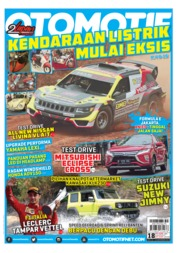 OTOMOTIF Magazine Cover ED 18 September 2019