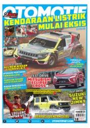 Cover Majalah OTOMOTIF