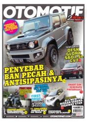 OTOMOTIF Magazine Cover ED 20 September 2019