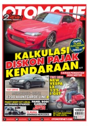 OTOMOTIF Magazine Cover ED 21 October 2019