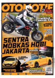 OTOMOTIF Magazine Cover ED 23 October 2019