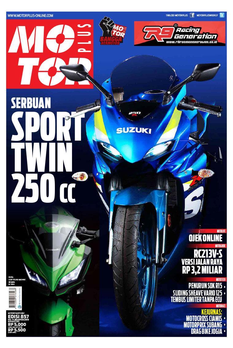 Motor Plus Magazine Ed 857 August 2015 Gramedia Digital