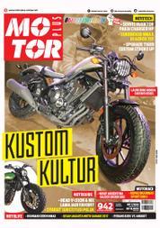 Cover Majalah MOTOR PLUS ED 942 Maret 2017