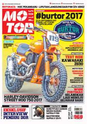 Cover Majalah MOTOR PLUS ED 968 September 2017