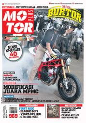 Cover Majalah MOTOR PLUS ED 969 September 2017