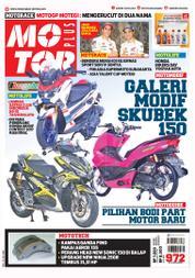 Cover Majalah MOTOR PLUS ED 972 Oktober 2017