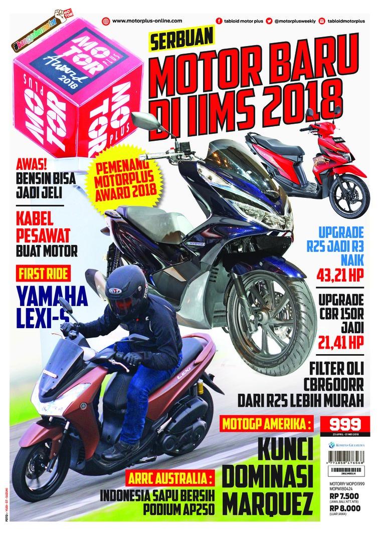 MOTOR PLUS Digital Magazine ED 999 April 2018