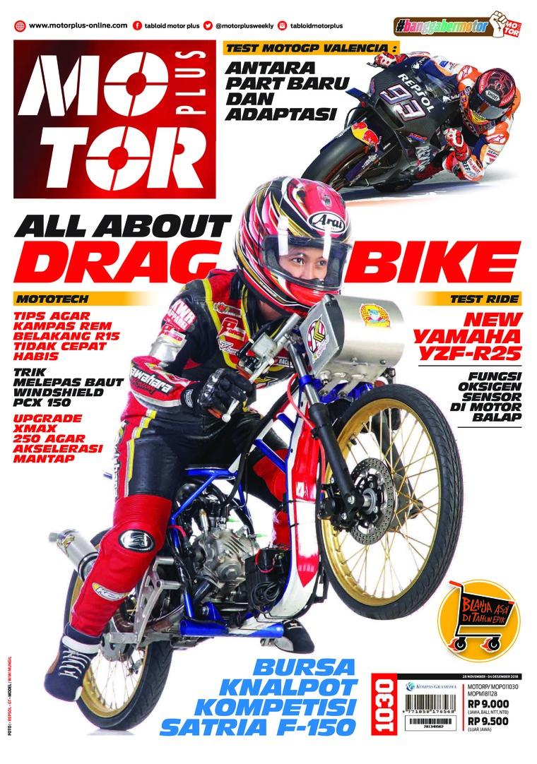 Majalah Digital MOTOR PLUS ED 1030 November 2018