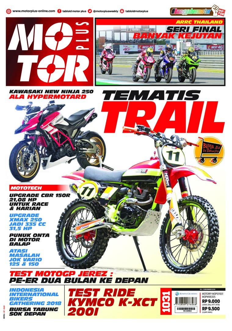 MOTOR PLUS Digital Magazine ED 1031 December 2018
