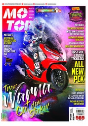 MOTOR PLUS Magazine Cover ED 989 February 2018