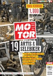 MOTOR PLUS Magazine Cover ED 1000 May 2018