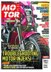 MOTOR PLUS Magazine Cover ED 1003 May 2018