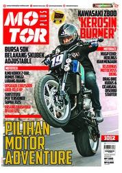 Cover Majalah MOTOR PLUS ED 1012 Juli 2018