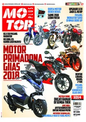MOTOR PLUS Magazine Cover ED 1014 August 2018