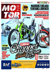 Cover Majalah MOTOR PLUS ED 1028 November 2018