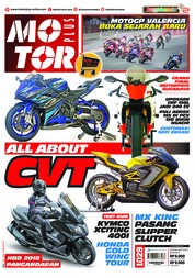 MOTOR PLUS Magazine Cover ED 1029 November 2018