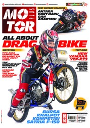 Cover Majalah MOTOR PLUS ED 1030 November 2018